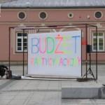 promocja budżetu obywatelskiego, pl. Biegańskiego