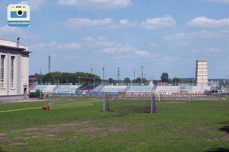 Stadion piłkarski, dz. Raków