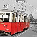 Zabytkowy tramwaj 4N1 z 1958 r.