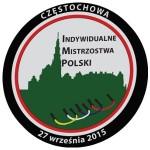 Oficjalny logotyp  Indywidualnych Mistrzostw Polski