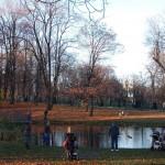 Park-jesień
