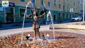 fontanna - III Aleja NMP