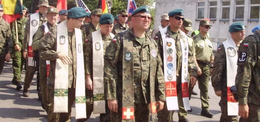 Pielgrzymka wojskowa