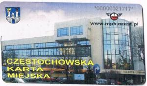 Częstochowska Karta Miejska