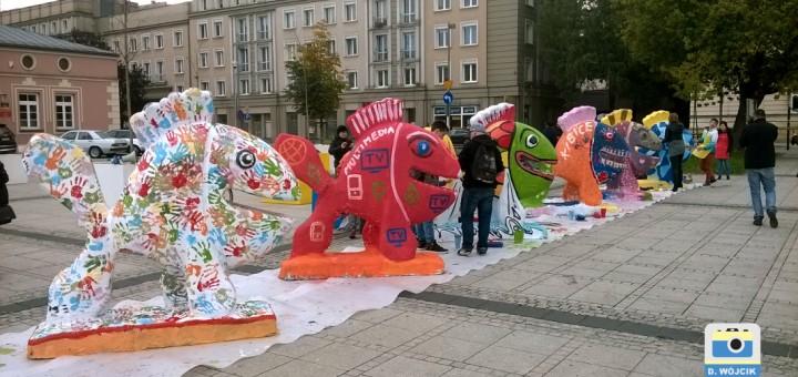 Multimedia HappyEnd - malowanie ryb
