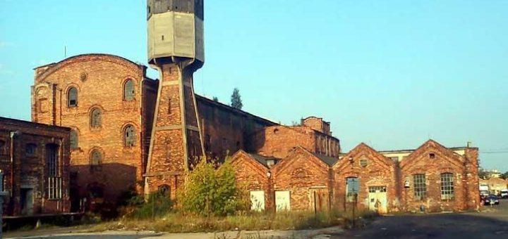 Elanex - wieża ciśnień | fot. D. Wójcik