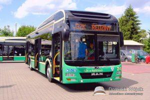 Autobus hybrydowy GZK