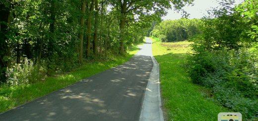 Droga rowerowa, gm.Mstów