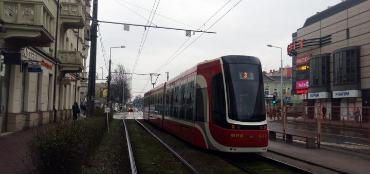 Tramwaj linii 3