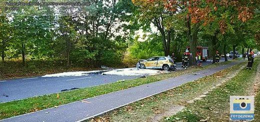 Kolizja pomocy drogowej