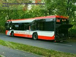 Mirowska, uszkodzenie autobusu MPK