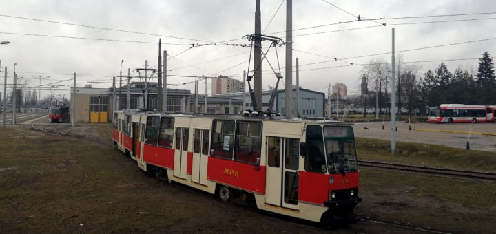Częstochowski tramwaj