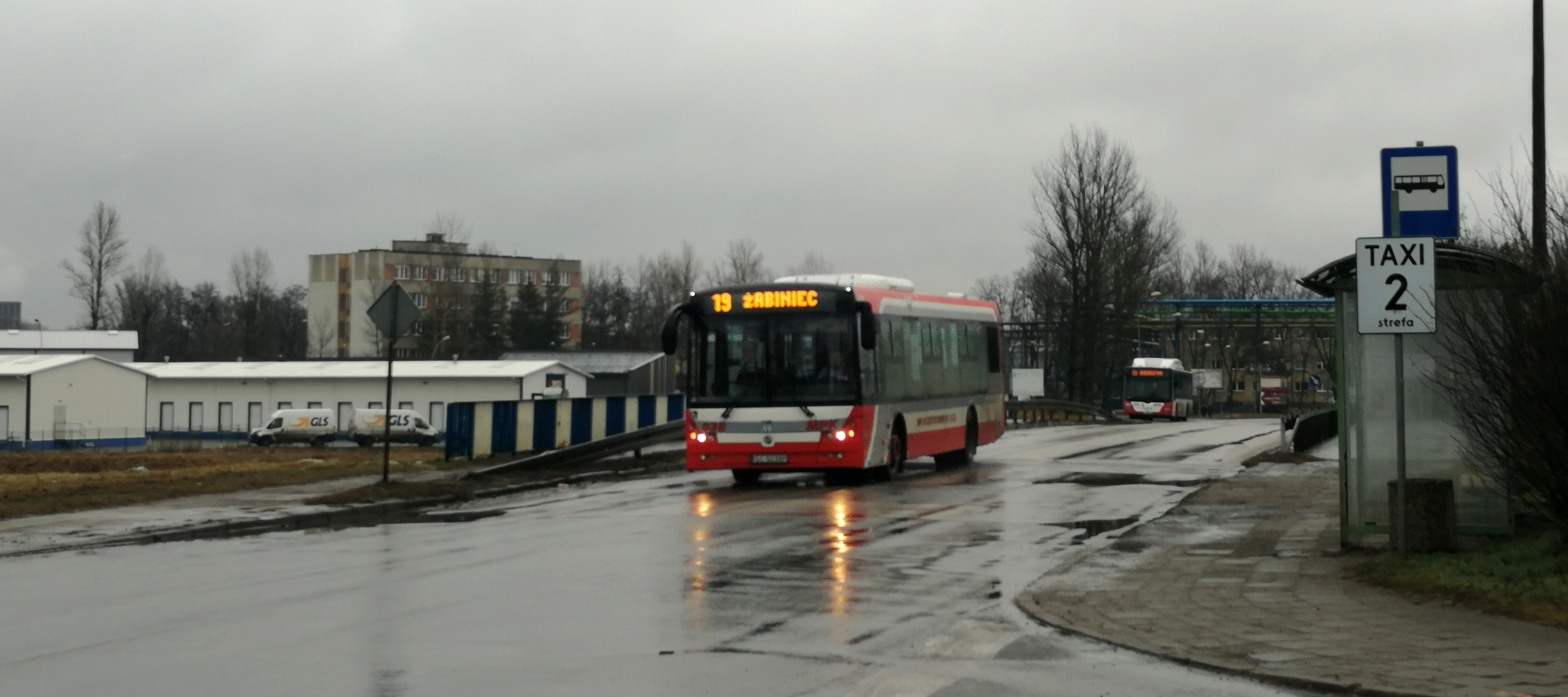 Autobus na Kucelinie