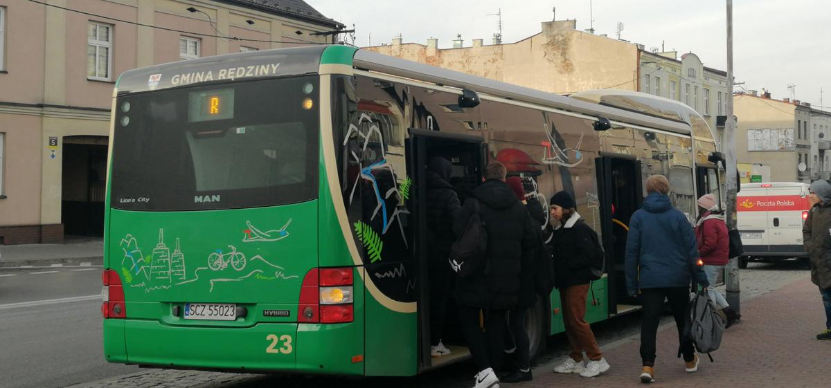 Autobus GZK