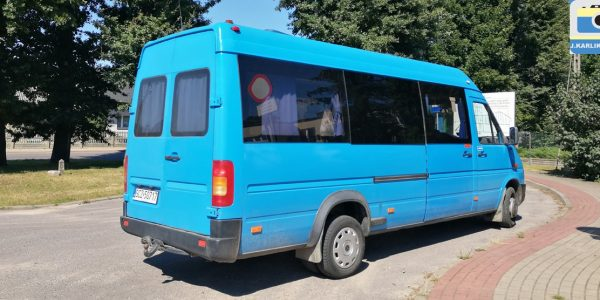 Bus gminy Mykanów