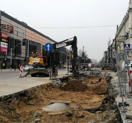 Budowa w centrum