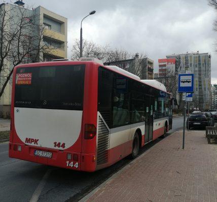 Autobus gazowy