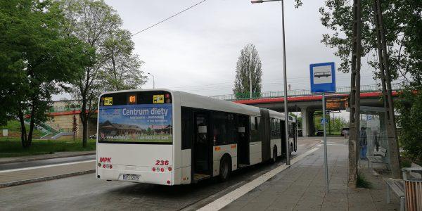 Przegubowy Solaris MPK