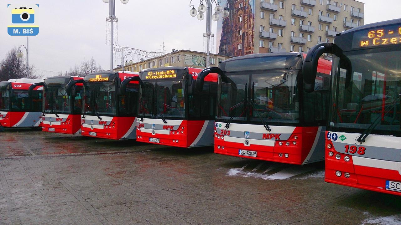 plac Biegańskiego - autobusy miejskie