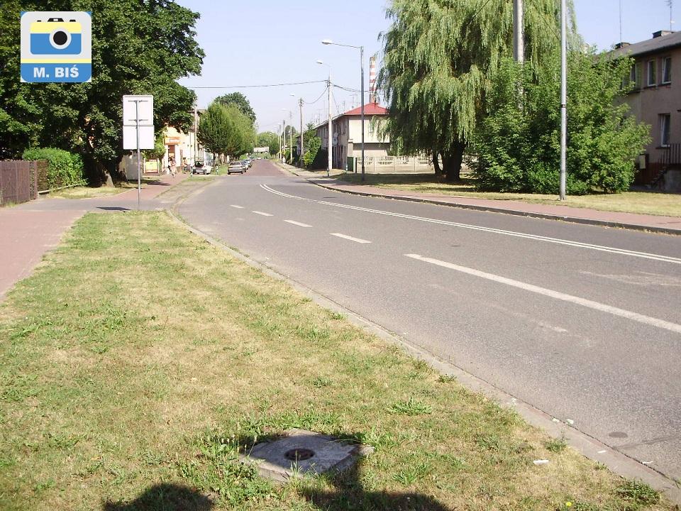 ulica Olsztyńska