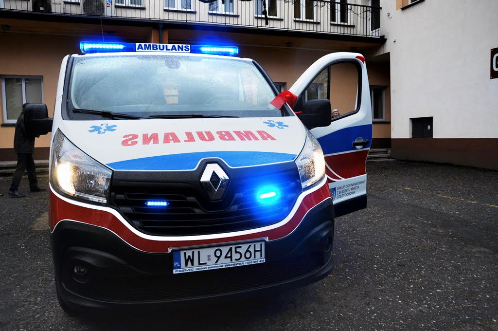 ambulans PR