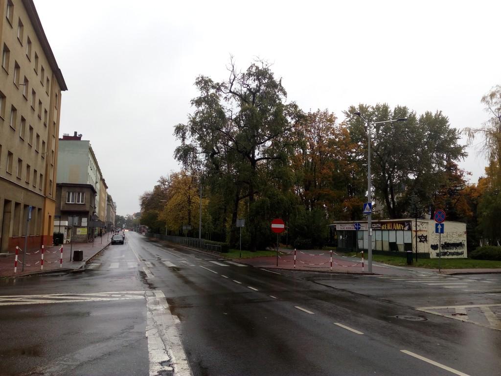 ul.Nowowiejskiego, fot.J.Karlikowski