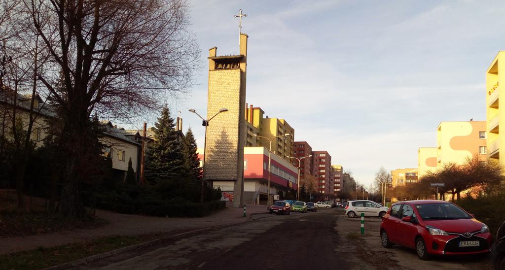 Ulica Okólna