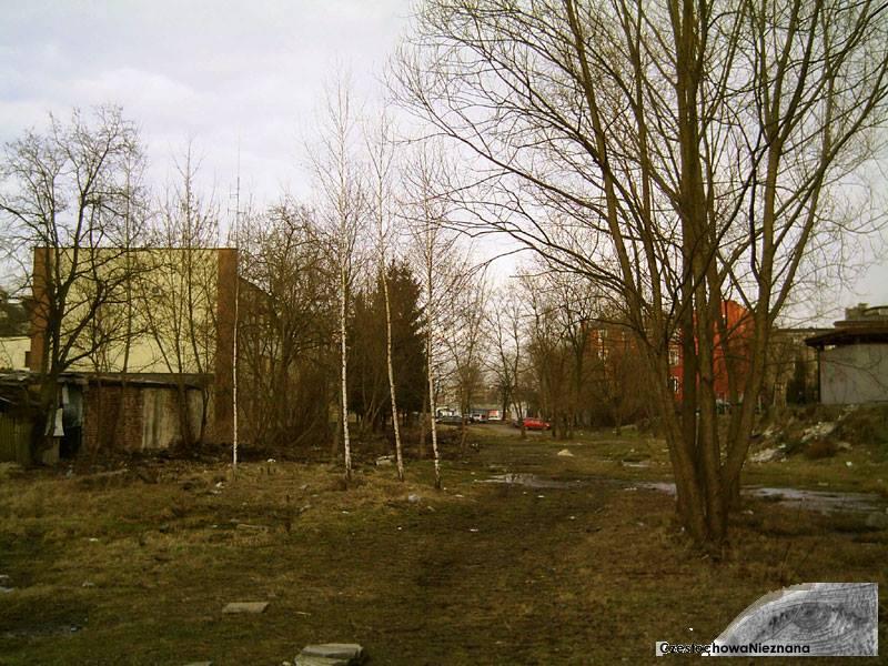 Dawny Węgloblok i stacja kolejowa