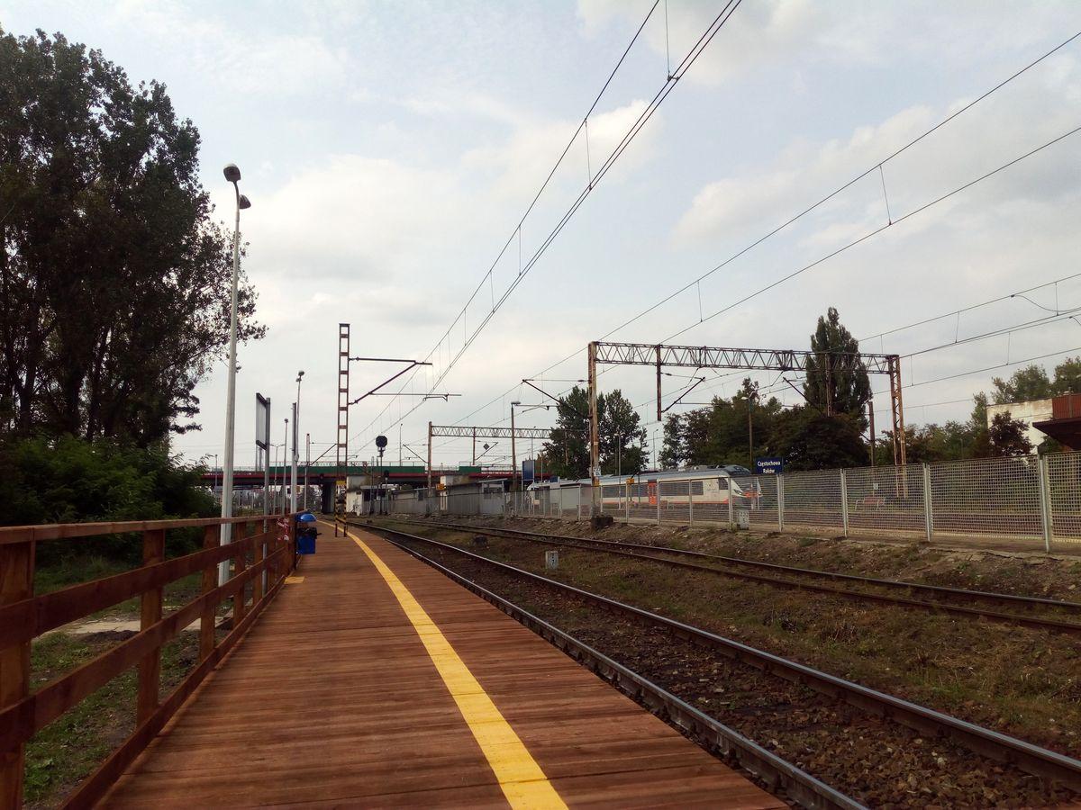 Stacja Częstochowa Raków