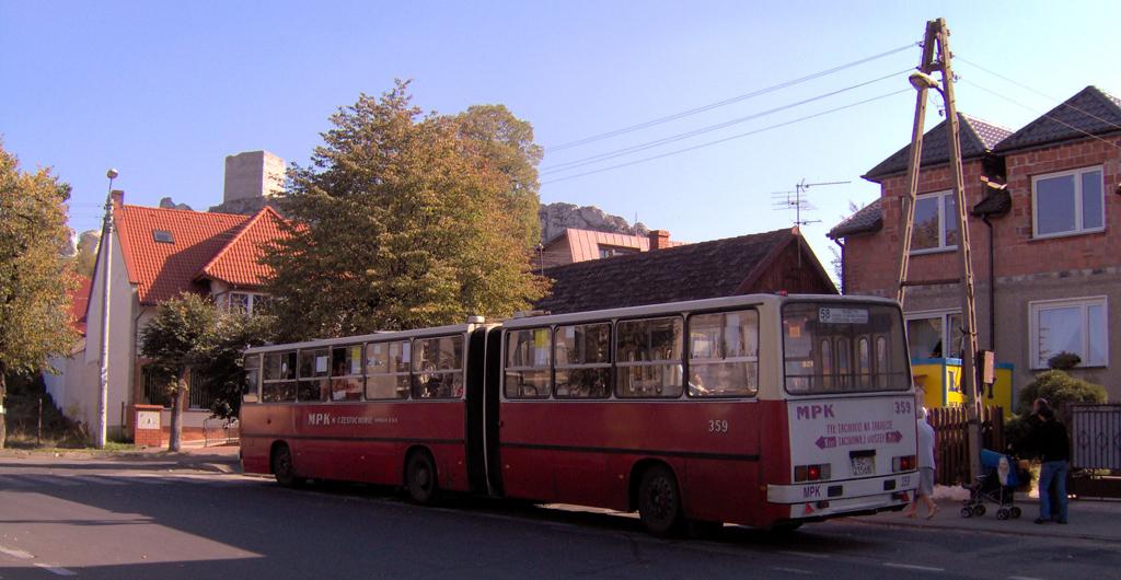 Autobus w Olsztynie