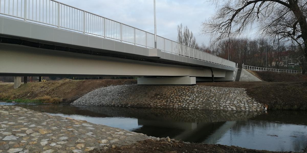 Most na ulicy Zawodziańskiej