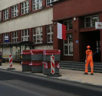 Przystanek na ul. Śląskiej