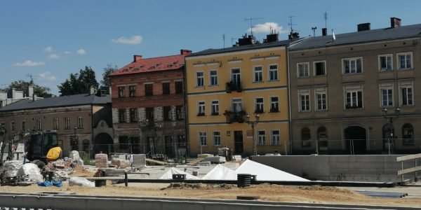 Stary Rynek - tablica inf.